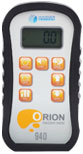 Compare the Orion 940 Data Collection wood moisture meter
