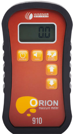 Orion 910 Moisture Meter for Woodworkers