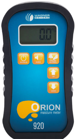 Orion 920 Shallow Depth Moisture Meter