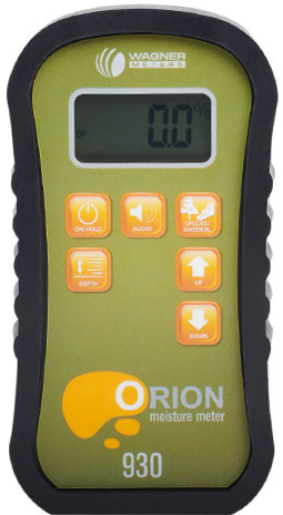 Orion 930 Accurate Moisture Meter