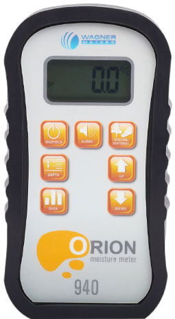 Orion 940 Wood Moisture Meter