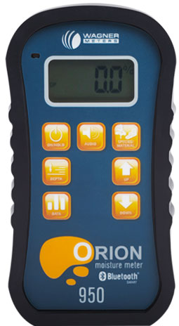 Orion 950 Best Wood Moisture Meter