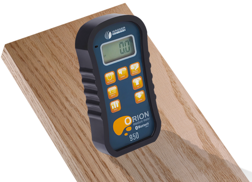 Pinless moisture meters featuring accuracy, versatility, and quality only found in the Orion Series