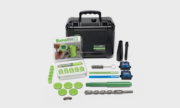 Rapid RH L6 Testing Kits