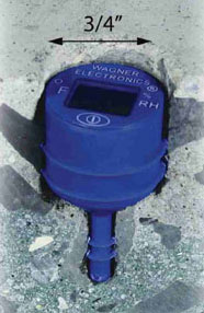 RHP Meter in Concrete