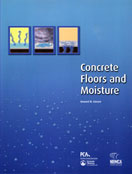Concrete Floors & Moisture