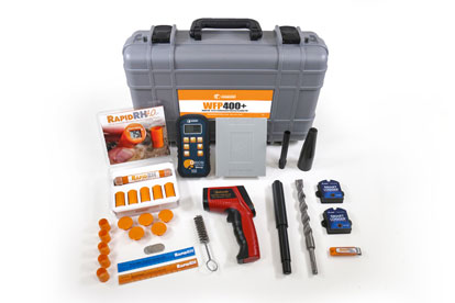 WFP400+ Rapid RH® 4.0EX Professional Flooring Installer Kit