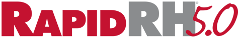 Rapid RH® 5.0 Logo