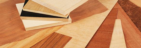 Veneer Wood Samples