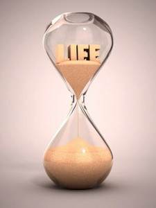 Lifetime Hourglass