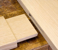 Mortice and Tenon Joint