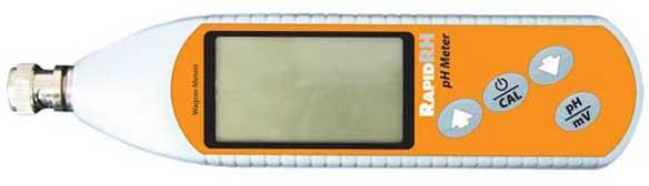 pH Meter and Overlay