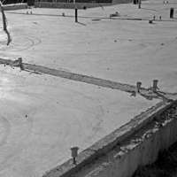 Poured Concrete Slab