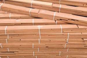 Bundles of Hardwood Flooring