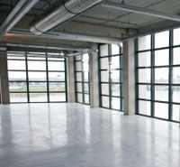 Interior Concrete Slab