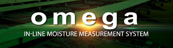 Omega In-line Moisture Measurement System