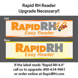 2015 RRH Reader Upgrade Sticker