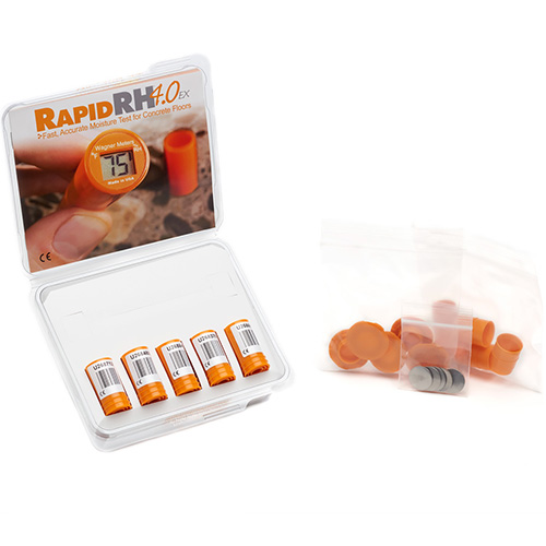 Rapid RH® 4.0 EX Smart Sensor 5 Pack (Does not incude Easy Reader)