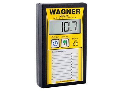 MMC220 Wood Moisture Meter