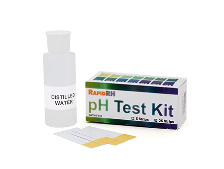 pH Test 10 Strips