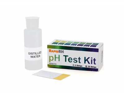 pH Test 5 Strips