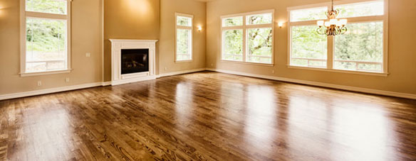 Room with Hardwood Flooring
