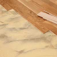 Moisture Problems Between The Flooring And The Slab