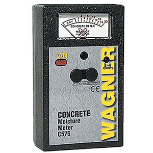 Wagner's C575 Concrete Moisture Meter