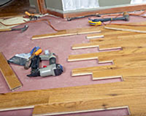 Tools for Wood Flooring