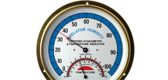 Relative Humidity Indicator