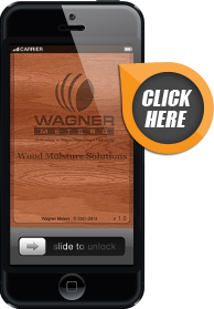 Wagner Meters H20 Wood App