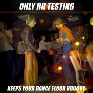 Rapid RH Keeps the Floor Groovy!