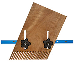 Wood Flooring Featherboard