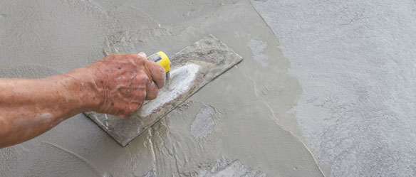 leveling compounds: concrete moisture can slant the results