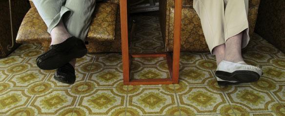 1970s Style Flooring