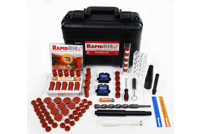 Concrete Moisture Test Starter Kit+ with Rapid RH® 5.0