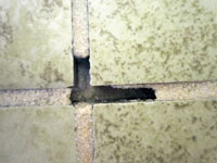 Grout Failure