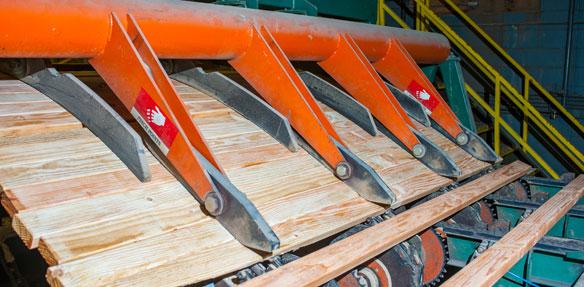 Swanson Lumber Mill