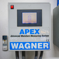 Wagner Meters' Moisture Measurement System
