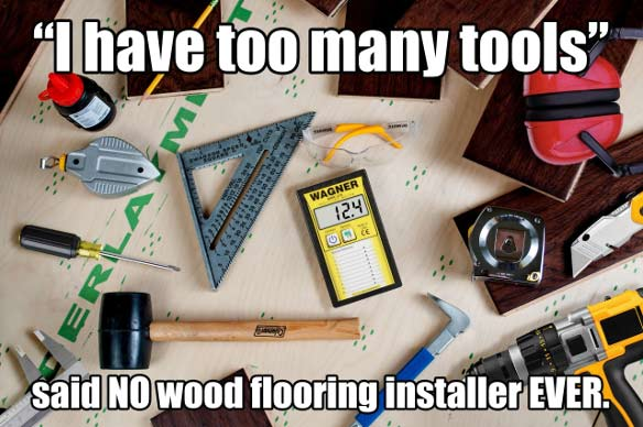 8 More Essential Tools For Hardwood Flooring Installation