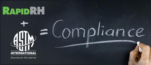 ASTM F2170 Compliance Rapid RH L6