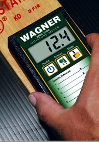 Wagner Meters MMI1100 Data Collection Moisture Meter