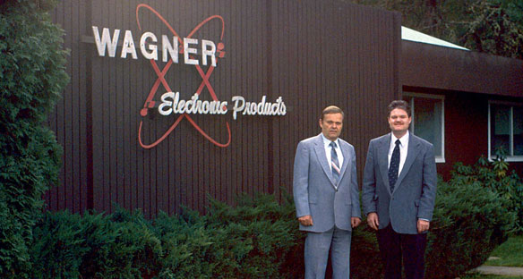 Wagner Meters 50th Anniversary