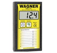 Wagner Meters' MMC220 Moisture Meter