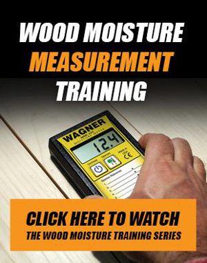 Wood Moisture Measurement Training
