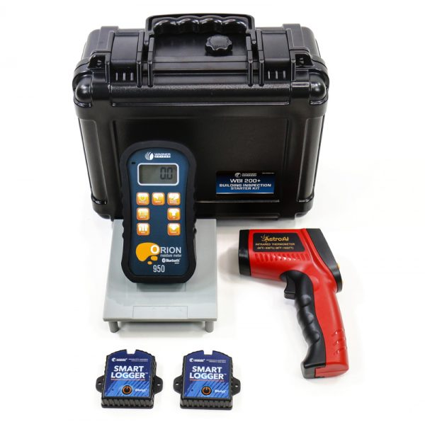 WBI200+ Building Inspection Starter Kit