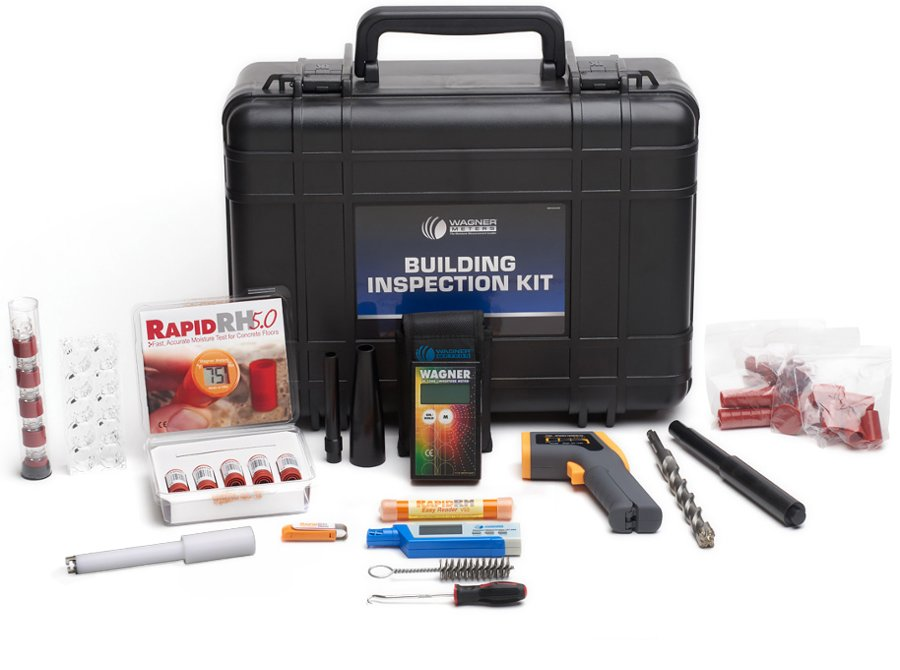 Building Inspection Ultimate Kit Rapid RH® 5.0