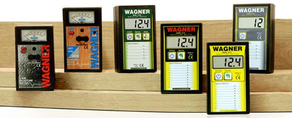 Wagner Moisture Meters