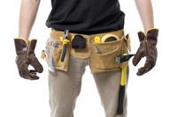 belt type tool holder
