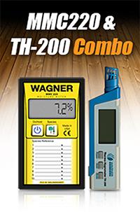 MMC220 and TH200 Combo